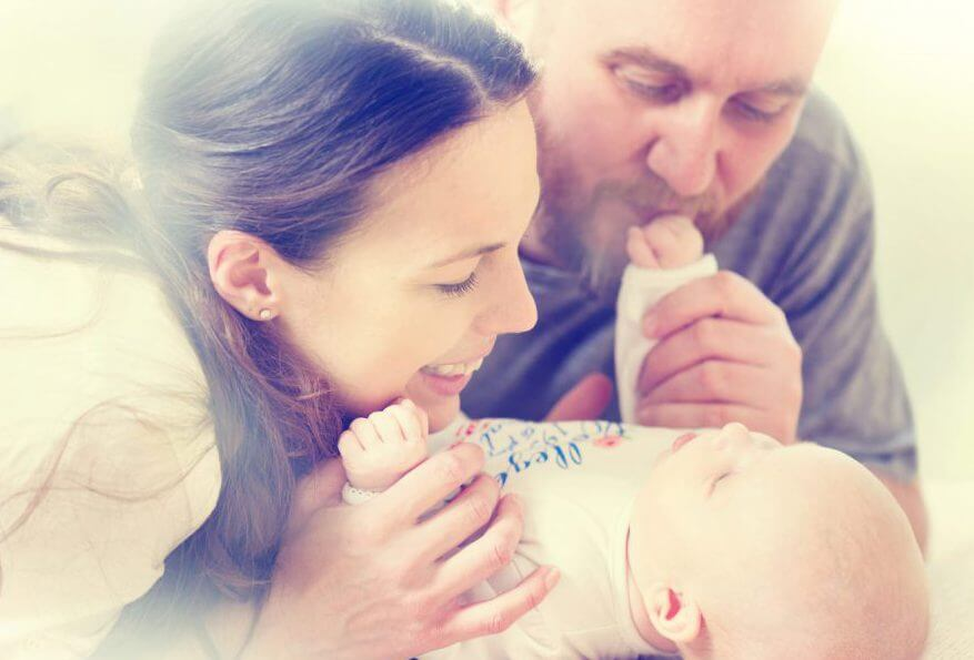 Mamma, Pappa, Bebis