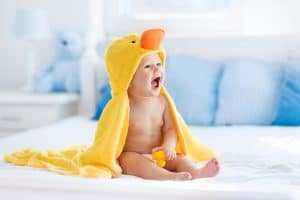 Baby bebis bada barn