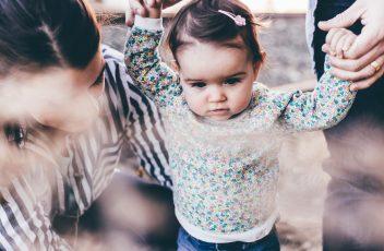 Inskolning av litet barn