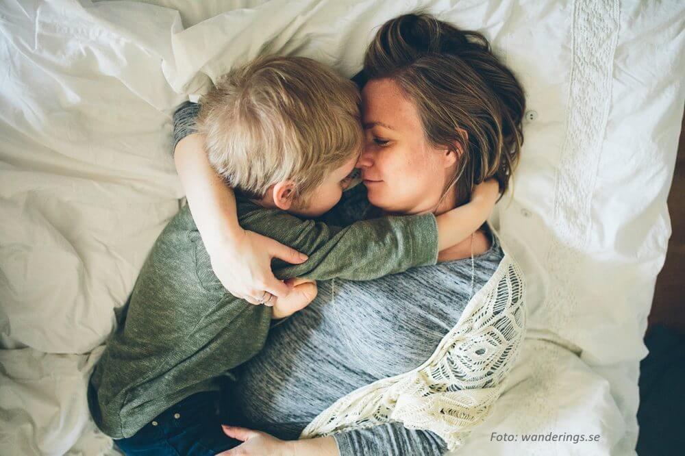 Gravid med andra barnet